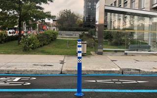 Projet REV Réseau express vélo à Montréal 2021