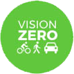 Logo de Vision Zéro - Trafic Innovation